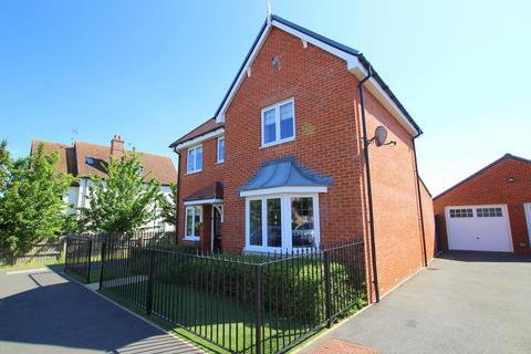 4 bedroom detached house for sale - Chestnut Avenue, Silsoe, Bedfordshire, MK45 4GP