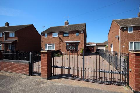 2 bedroom semi-detached house for sale - Stunning & extended semi detached home with ELECTRIC GATES....