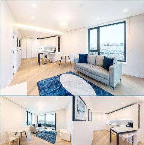 1 bedroom flat to rent - Wood Crescent, Television Centre, White City, London, W12