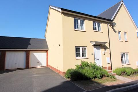 3 bedroom semi-detached house for sale - Old Park Avenue, Exeter