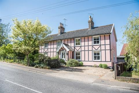 3 bedroom semi-detached house for sale - Church Hill, Sternfield