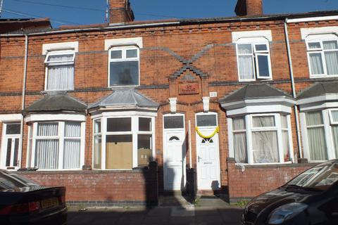 3 bedroom terraced house to rent - Baggrave Street, Leicester