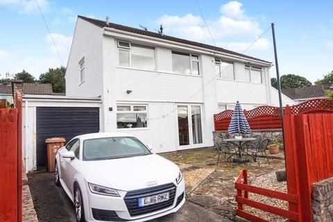 3 bedroom semi-detached house for sale - St. James Close, Hengoed REF#00009492
