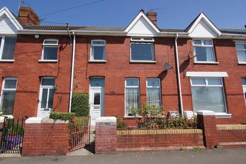 3 bedroom terraced house for sale - Torbay Terrace, Barry