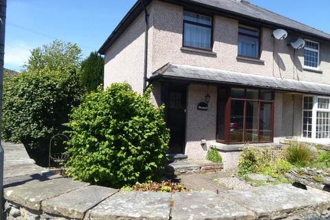 3 bedroom semi-detached house for sale - Station Road, Llanuwchllyn, Bala