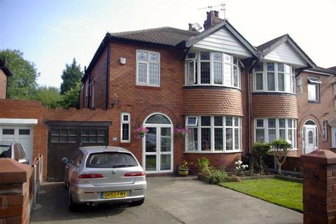 4 bedroom semi-detached house to rent - Mauldeth Road West, Chorlton, Manchester