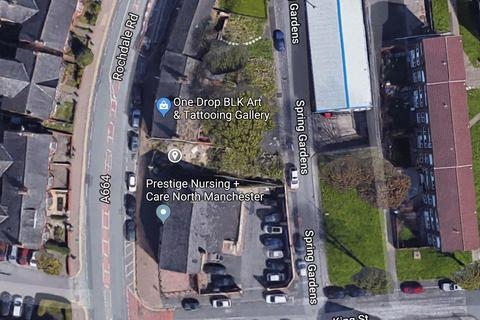 Land for sale - Rochdale Road, Manchester