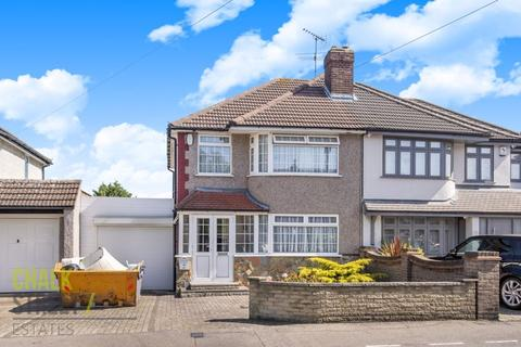 3 bedroom semi-detached house for sale - Maybank Avenue, Hornchurch, RM12