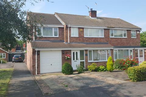 4 bedroom semi-detached house for sale - Hilton Close, Mickleover, Derby