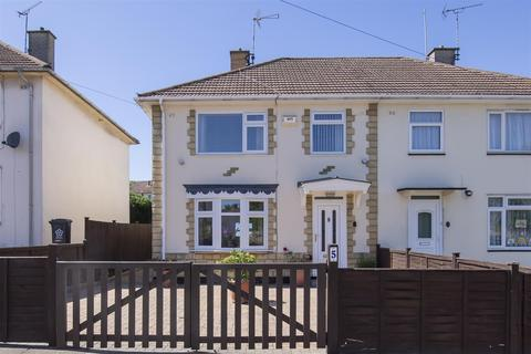3 bedroom semi-detached house for sale - Amos Road, Leicester