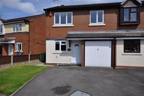 3 bedroom semi-detached house to rent - Melrose Avenue, Stone