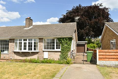 2 bedroom semi-detached bungalow to rent - Drummond View, Bishopthorpe, York