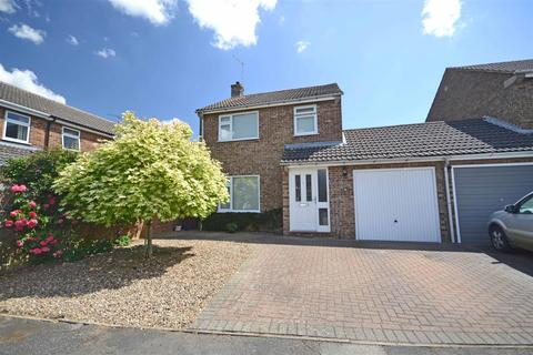 3 bedroom link detached house to rent - Fife Close, Stamford