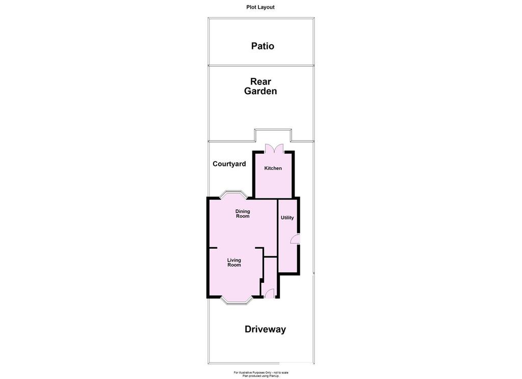 Floorplan 2 of 2: 40 Temple Avenue, York, Plot.JPG