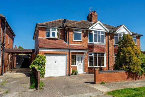 4 bedroom semi-detached house for sale - Oakland Avenue, Heworth, York