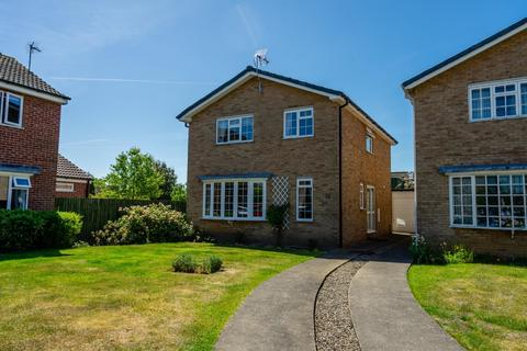 4 bedroom detached house for sale - Scaudercroft, Dunnington, York