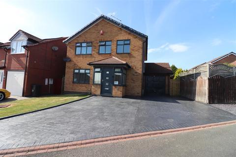 4 bedroom detached house for sale - Otterburn Drive, Ashington