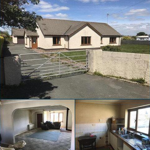 4 bedroom detached bungalow for sale - Brickhurst Park, Johnston, Haverfordwest