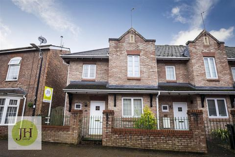 3 bedroom terraced house to rent - Oakfield Street, Altrincham