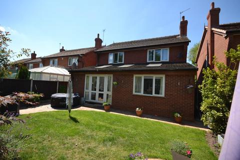 4 bedroom detached house for sale - Millport Close, Fearnhead, Warrington