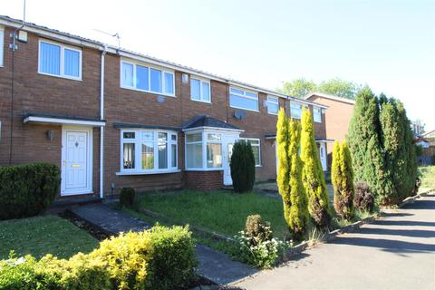 3 bedroom terraced house to rent - Knightside Walk, Chapel House, Newcastle Upon Tyne