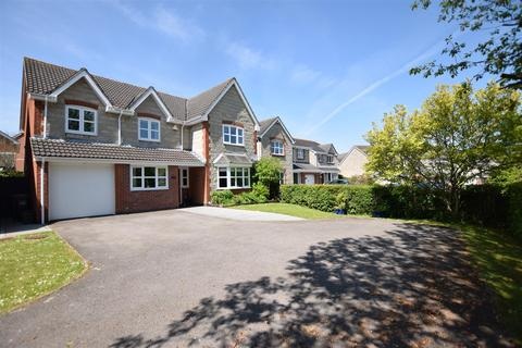 5 bedroom detached house for sale - Nightingale Rise, Portishead