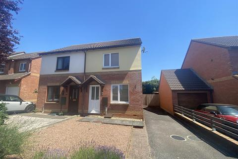 2 bedroom detached house to rent - Cullompton