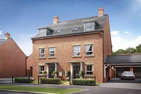 3 bedroom semi-detached house for sale - Plot 7, Padstow at Orchard Green @ Kingsbrook, Burcott Lane, Aylesbury, AYLESBURY HP22