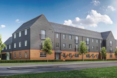 2 bedroom semi-detached house for sale - Plot 107, Alverton at Barratt Homes at Kingsbrook, Burcott Lane, Aylesbury, AYLESBURY HP22