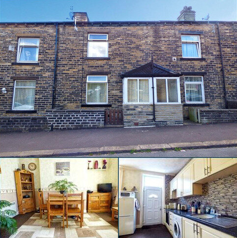 2 bedroom terraced house for sale - Bath Place, Boothtown, HALIFAX, West Yorkshire, HX3