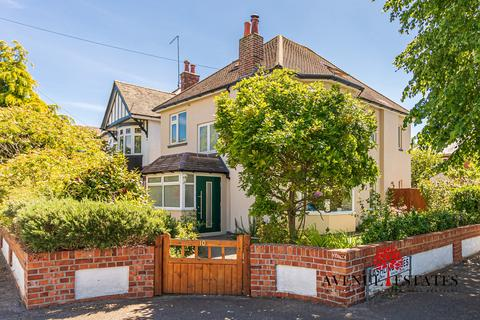 4 bedroom detached house for sale - Strouden Avenue, Bournemouth BH8