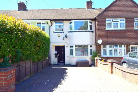 4 bedroom terraced house to rent - Lynmouth Avenue, SM4