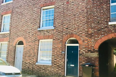 2 bedroom terraced house for sale - St. Georges Street, Cheshire East, SK11