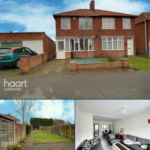 3 bedroom semi-detached house for sale - Ravenhurst Road, Leicester