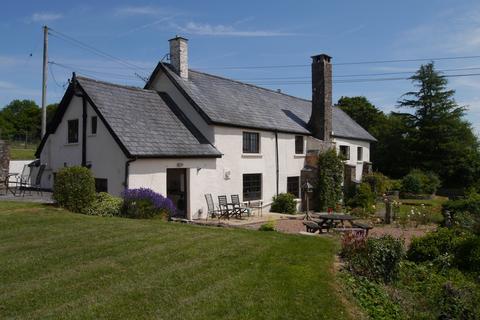 4 bedroom detached house for sale - Dulverton, Somerset, TA22