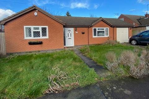 2 bedroom bungalow for sale - Wardens Walk, Leicester Forest East, Leicester, LE3 3GF