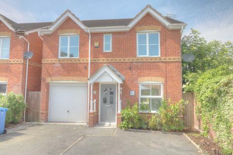4 bedroom detached house for sale - Rose Close, Halewood