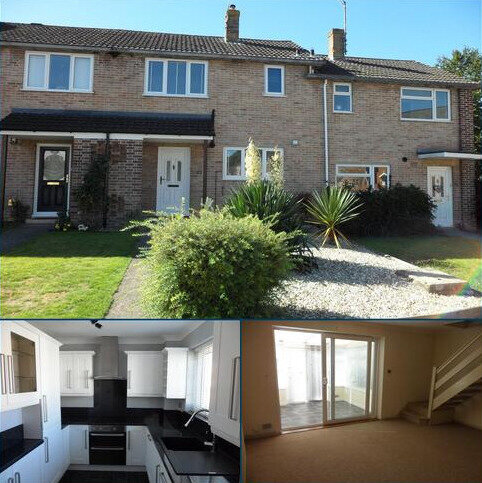 2 bedroom terraced house to rent - Fishers Close, Blandford Forum DT11