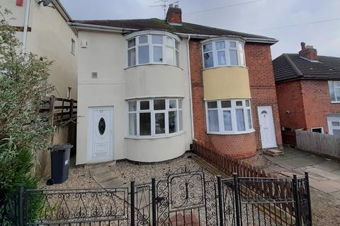 3 bedroom semi-detached house for sale - Jean Drive, Leicester, LE4 0GB