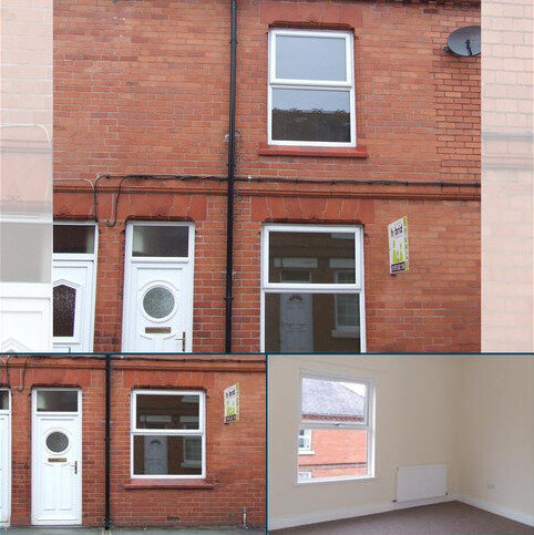 2 bedroom terraced house to rent - John Street, Wrexham LL14