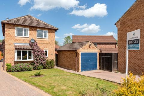 4 bedroom detached house for sale - Ashburn Close, Wetherby, LS22