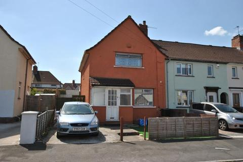 2 bedroom end of terrace house to rent - Kenmare Road, Knowle, Bristol, BS4 1PF