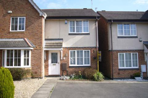 2 bedroom townhouse to rent - Cherry Hills Road, Kirkby Frith, Leicester LE3