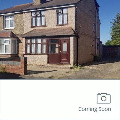 3 bedroom semi-detached house for sale - Shaftesbury Avenue, Feltham, TW14