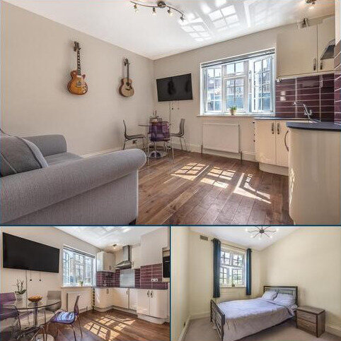 1 bedroom flat for sale - Northwick Close, St Johns Wood