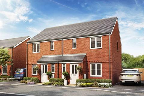3 bedroom semi-detached house for sale - Plot 61, The Hanbury at Lodmoor Sands, Louviers Road DT3