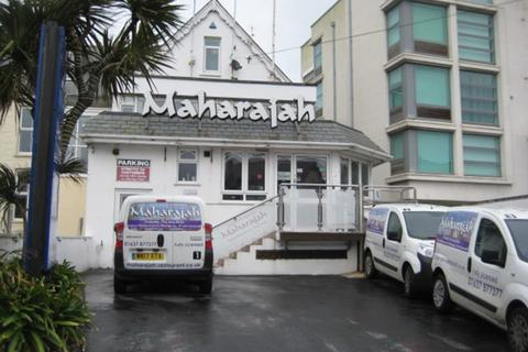 Restaurant for sale - Freehold Indian Restaurant Located In Newquay