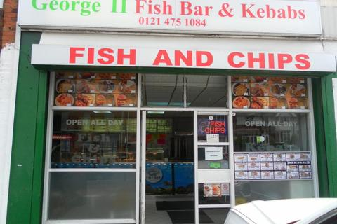 Takeaway for sale - Leasehold Fish and Chip Takeaway Located In West Heath