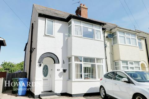 3 bedroom semi-detached house for sale - Durban Road, Lowestoft