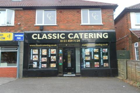 Property for sale - Freehold Outside Catering Company Located In Kings Norton